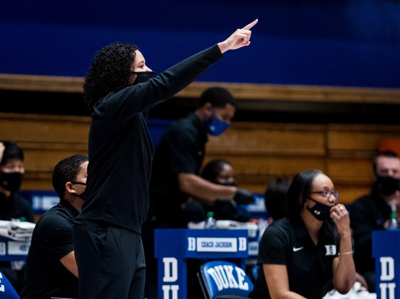 Head coach Kara Lawson has now gotten four former five-star recruits via the transfer portal.