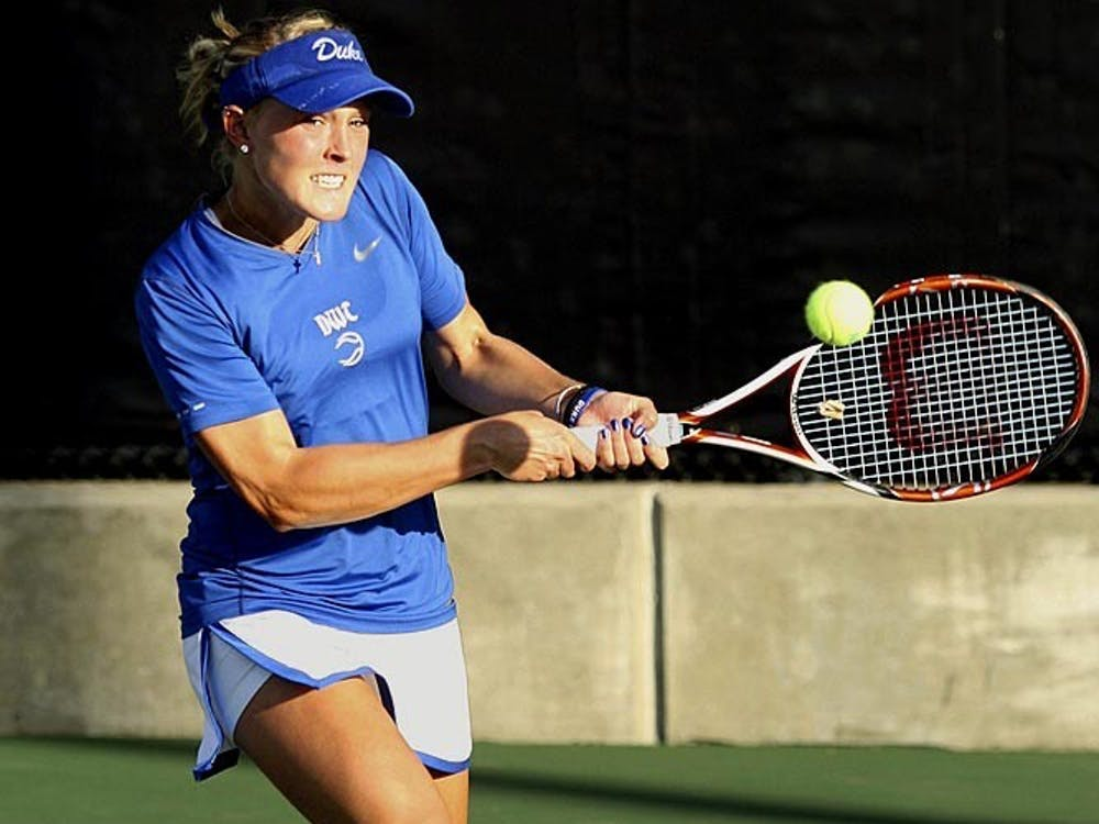 The performance of freshman Mallory Cecil helped deliver both the individual and team NCAA titles to Durham.