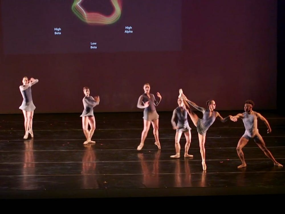 The Dance department offers free dance classes during Duke's Week of Wellness between Sept. 11 and 15.