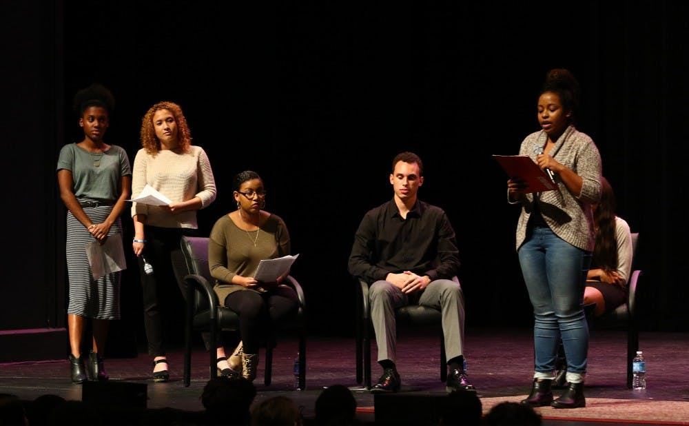 <p>The request for the creation of an Asian American studies major was made by students at the second Fall community forum Nov. 20.&nbsp;</p>