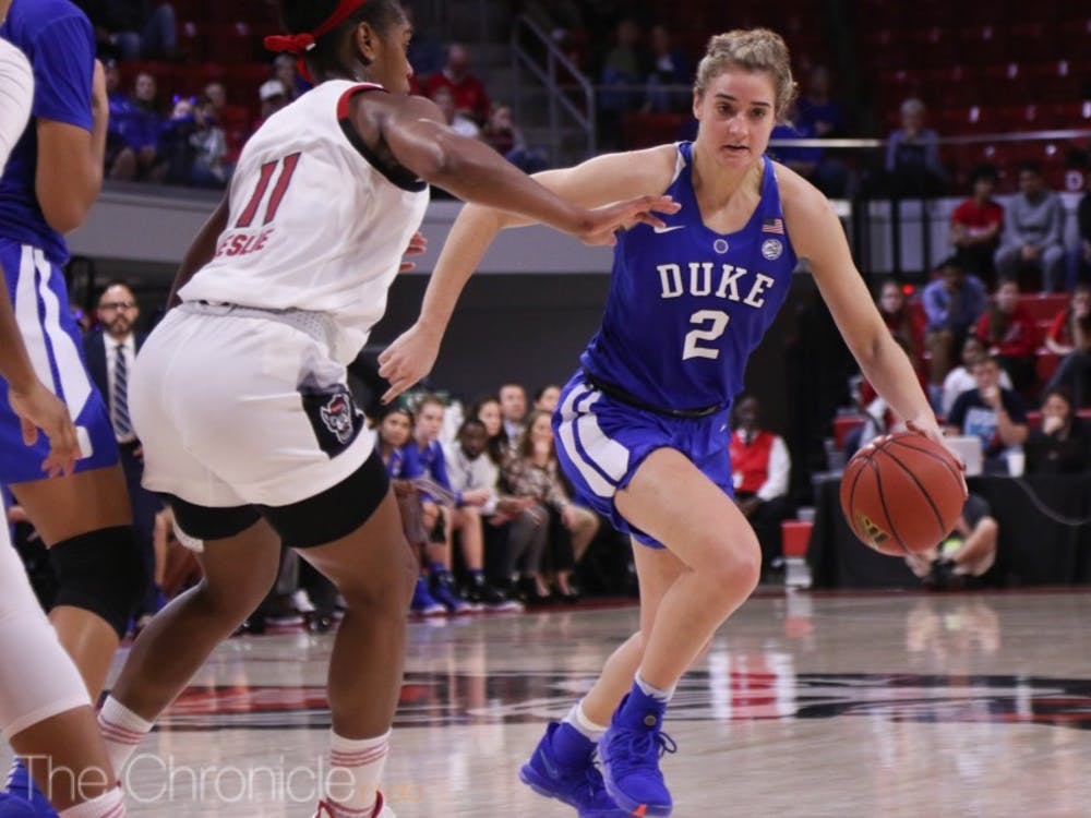Here are Associate Photographer Mary Helen Wood's best shots from the Blue Devil's 63-51 loss to the Wolfpack.