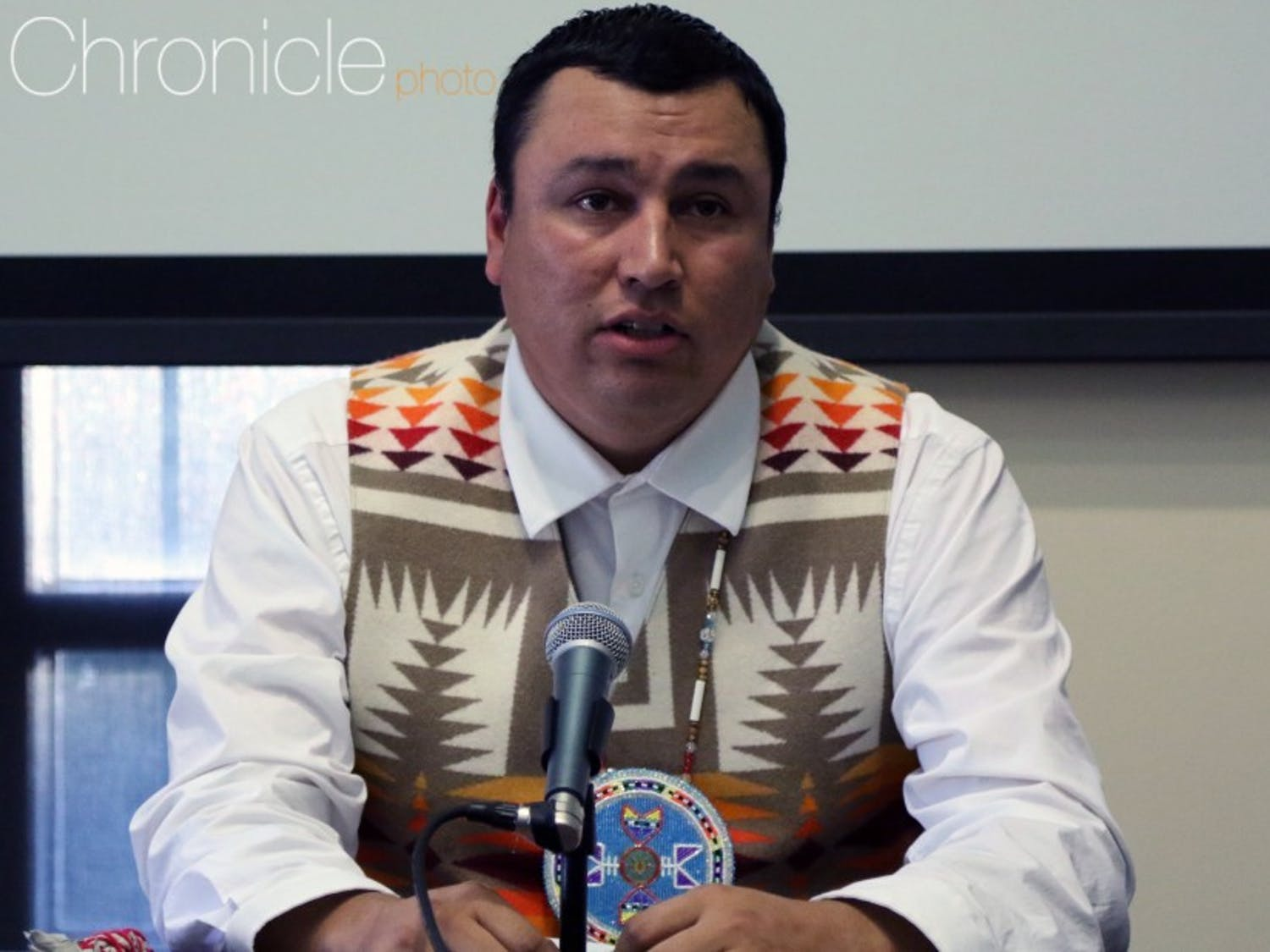 The Sioux council members noted that the pipeline could pollute water resources.
