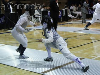 The Blue Devil men and women both went 6-0 this weekend.
