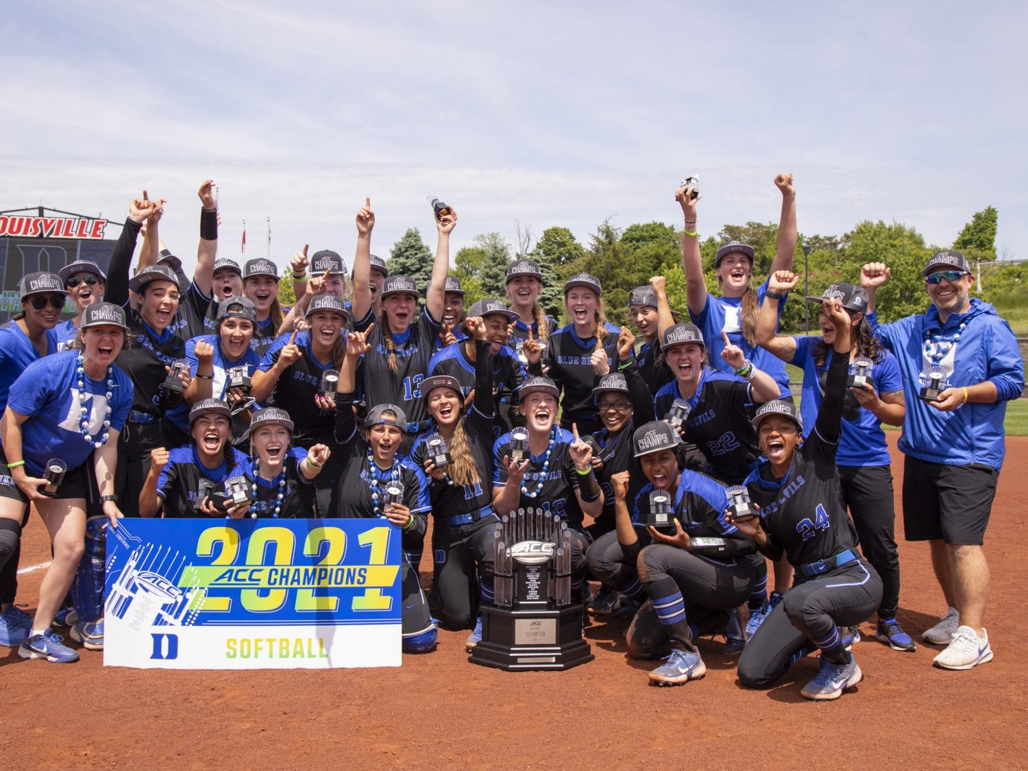 In just its fourth year as a program, Duke took home the ACC Championship.