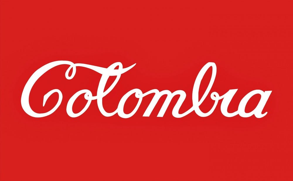 "Antonio Caro's ""Colombia Coca-Cola"" (1976) will be featured in this semester ""Pop América"" exhibit at the Nasher."