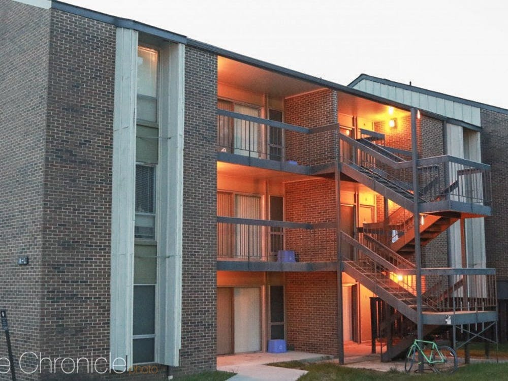 Central campus allowed apartment-style housing for affiliated and non-affiliated students but stopped housing undergraduates after this past school year.
