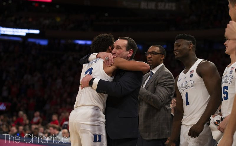 Tre Jones will lead another talented Duke class after returning with something to prove.