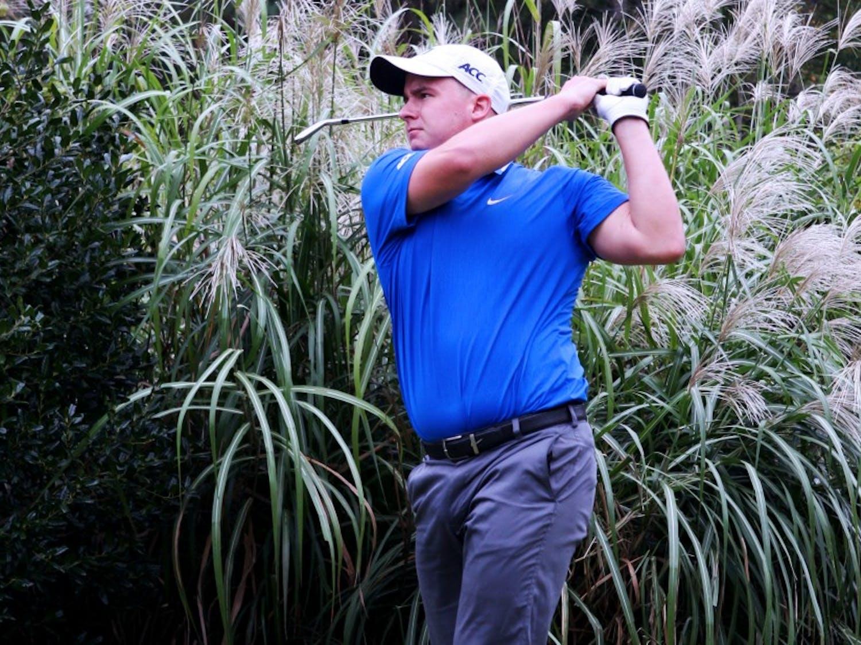 Senior Yaroslav Merkulov is the lone Duke player to have played the course in Alpharetta, Ga.