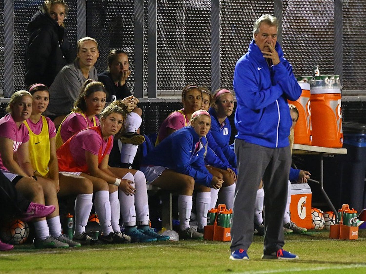Women's soccer beat writer Jesús Hidalgo followed the Blue Devils on a season of redemption that ended with a 1-0 loss to Penn State in the national championship game.