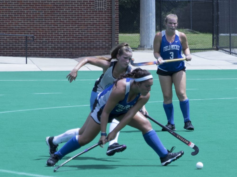 Junior Alyssa Chillano hopes to lead a Duke back line adjusting to a new goalkeeper and multiple new starters.