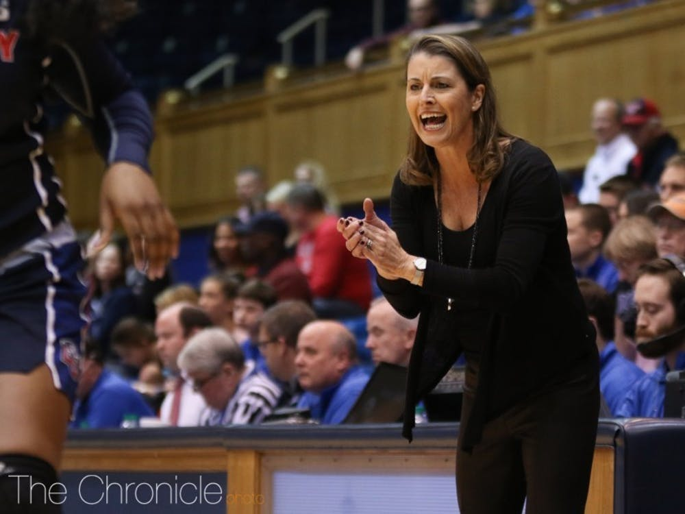 Joanne P. McCallie brought in a four-player recruiting class, including the versatile Jada Claude.