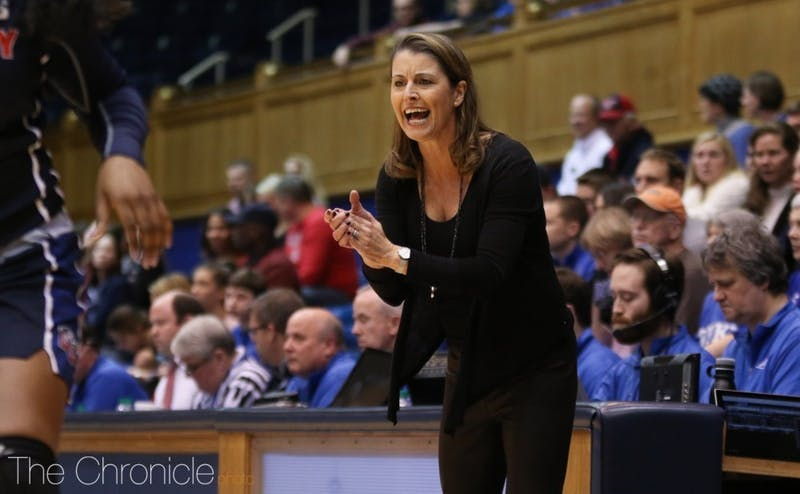 In a release Monday morning, Duke announced that women's basketball head coach Joanne P. McCallie will go on a leave of absence for approximately two months.