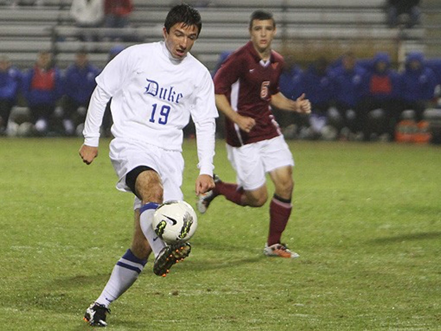 Chris Tweed-Kent was not recruited by a top collegiate soccer program, but the senior has become an MLS prospect.