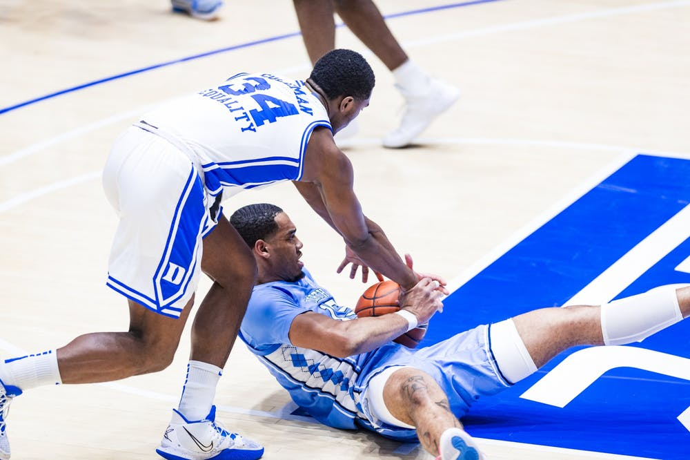 Freshman Henry Coleman III gave Duke a major energy boost for the entire game.