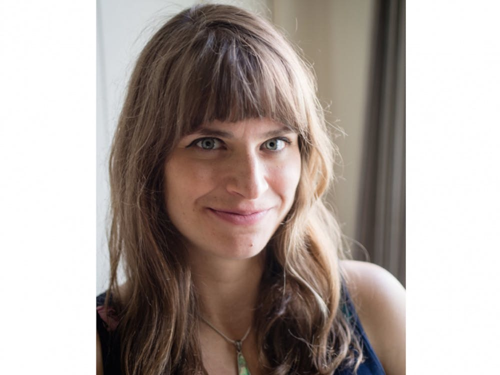 """Duke graduate Maria Kuznetsova returned to campus last week to participate in the talk """"Fiction Writing as a Way of Life."""""""