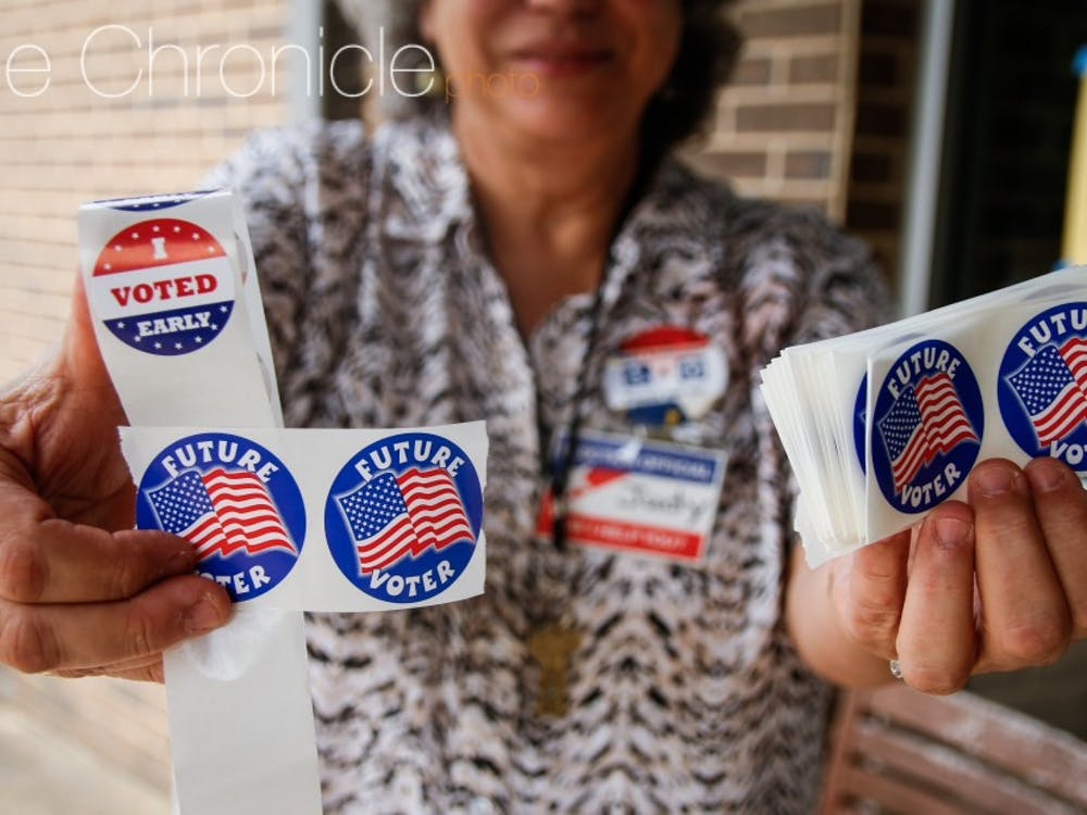 The State Board of Elections determined that the errors affected 1,039 ballots cast in the March primary elections.
