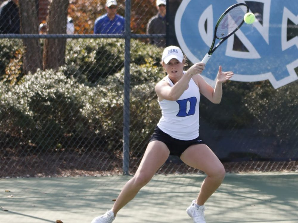 The Blue Devils will return home from a weekend in Las Vegas to open dual competition against Elon Wednesday afternoon.