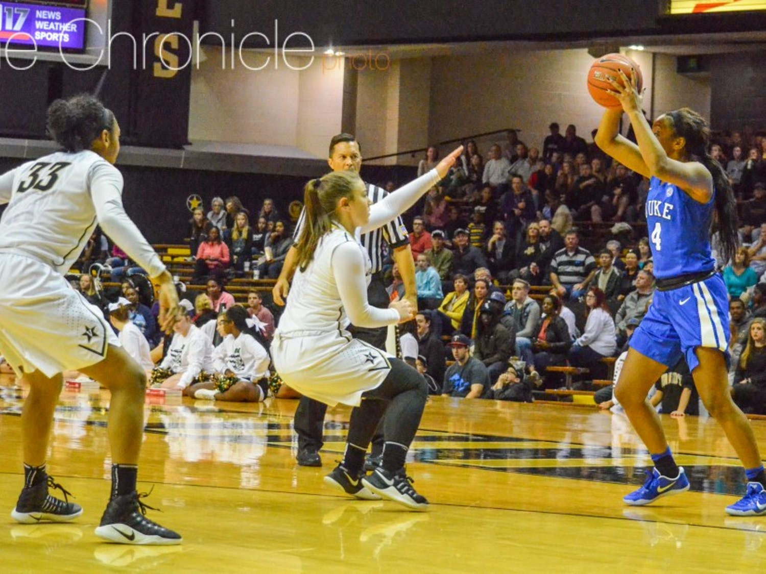Lexie Brown topped 20 points twice last week, but did not make a 3-pointer and committed four turnovers in Sunday's loss to Vanderbilt.