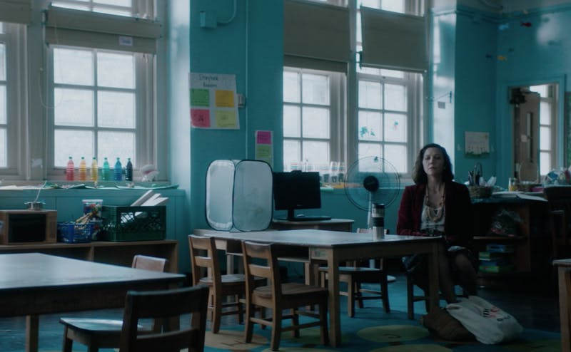 "The 2018 film ""Kindergarten Teacher"" is based on a 2014 Israeli film of the same name."