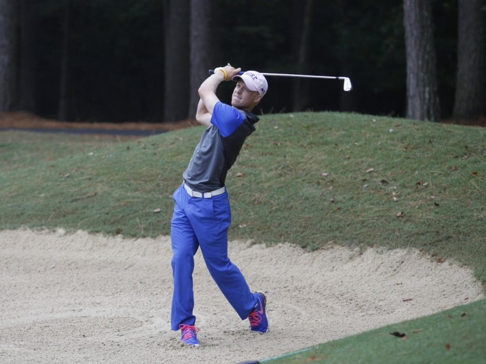 Turner Southey-Gordon's play and senior leadership helped the Blue Devils forget a poor fall season and get on a roll heading into the NCAA championship.