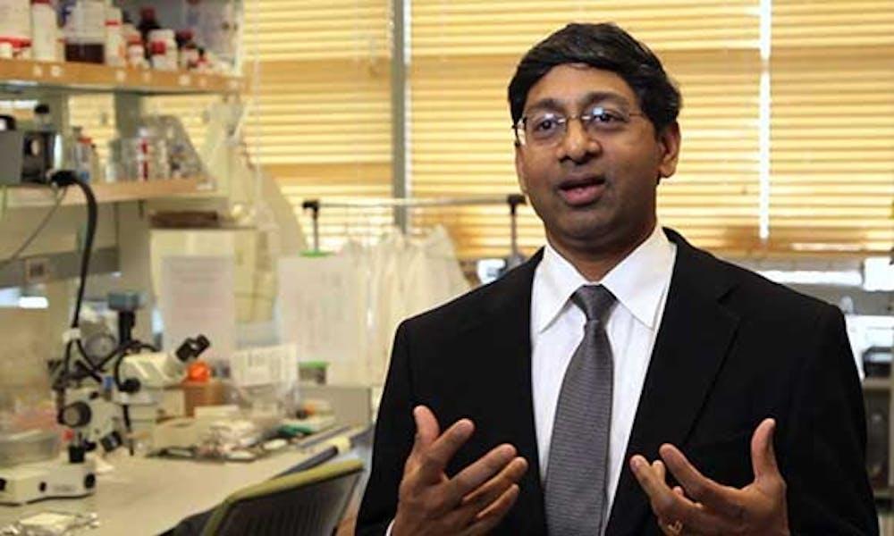 <p>Ravi Bellamkonda will take over as dean of the Pratt School of Engineering Aug. 1.</p>