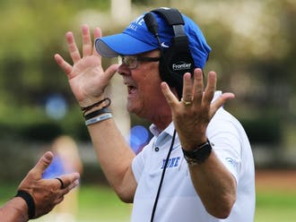 David Cutcliffe will turn to a host of new players looking to lead Duke to its first bowl appearance since 2018.