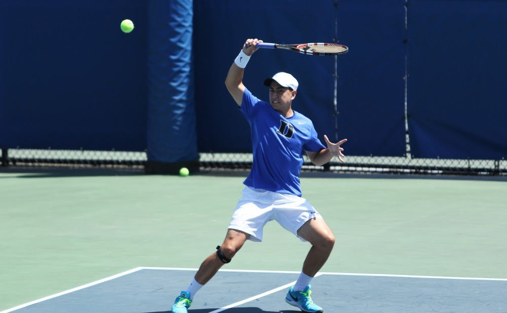 Freshman Nicolas Alvarez returned from injury as the Blue Devils cruised past South Carolina State Friday afternoon.