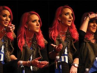 The many faces of Jenna Marbles
