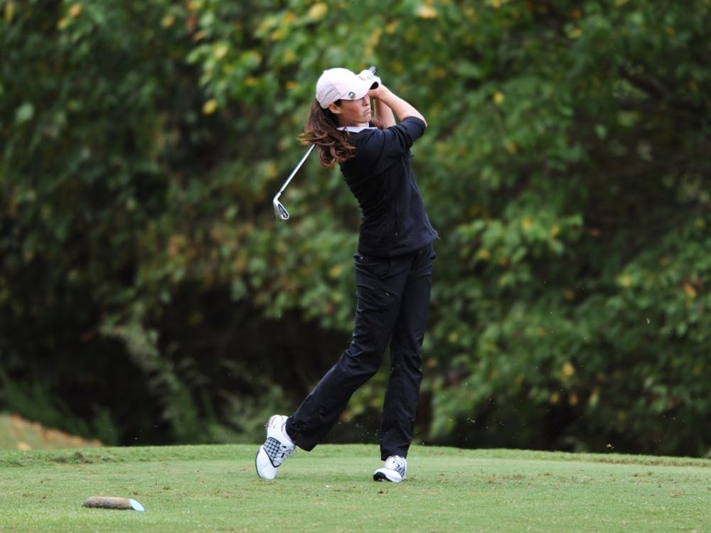 Laetitia Beck is the only LPGA player from Israel and won a national championship in 2014 with the Blue Devils.