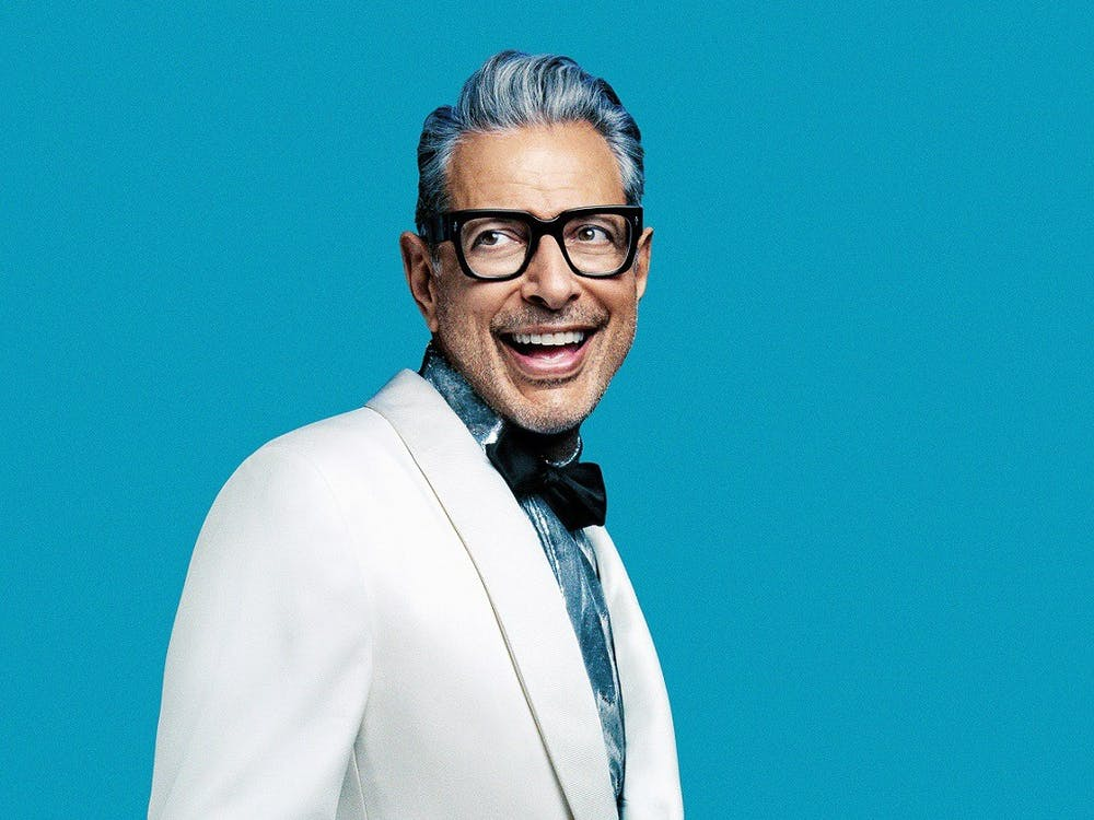 """In his newly released album, """"I Shouldn't Be Telling You This,"""" Goldblum introduces to the world 11 new jazzy tracks."""