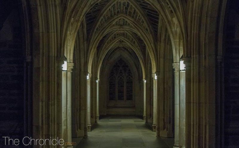 Chapel at Dark