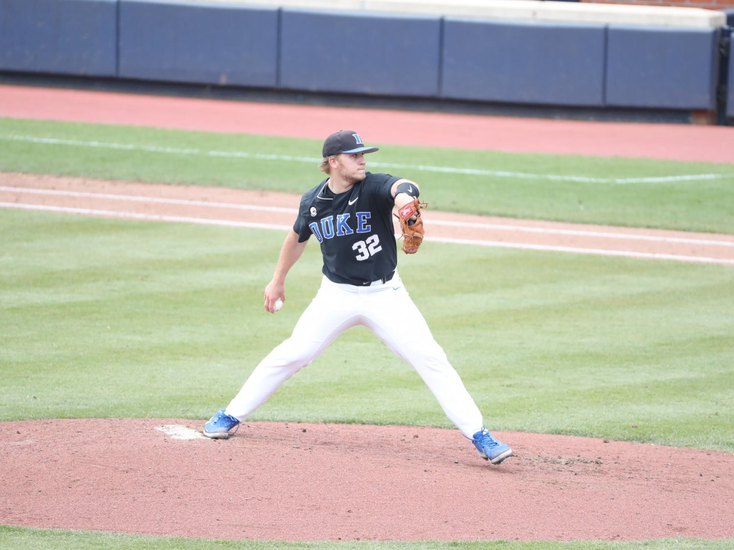 Duke's pitching staff, including junior Jack Carey, was inconsistent throughout the weekend slate against Virginia.