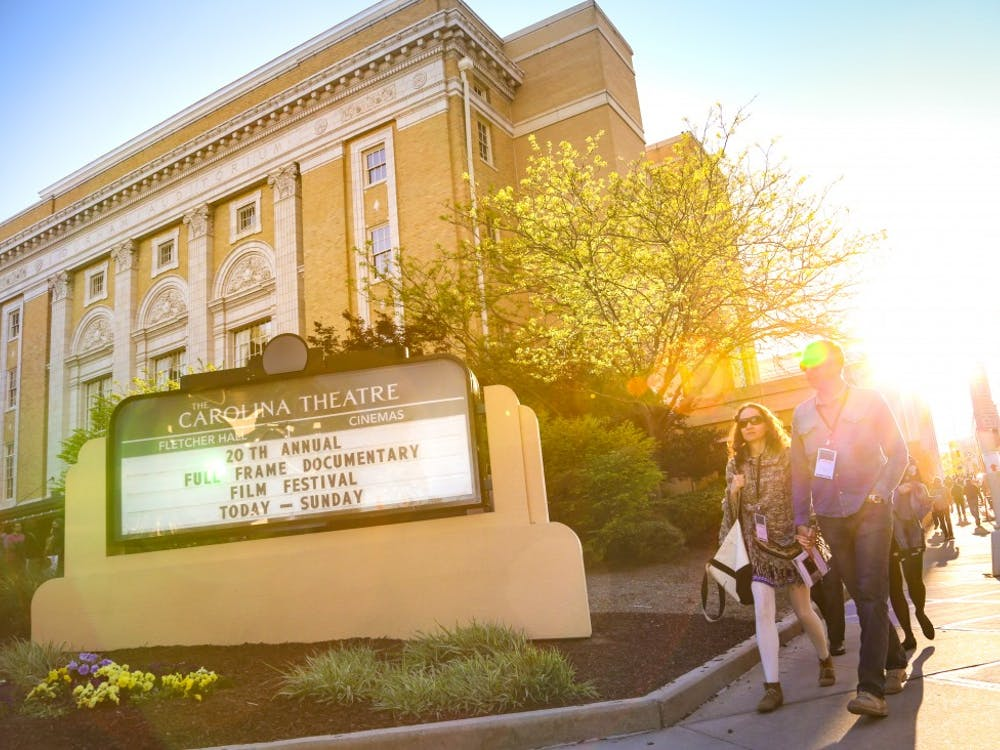 Two weeks ago, Full Frame Documentary Film Festival took place in Durham.