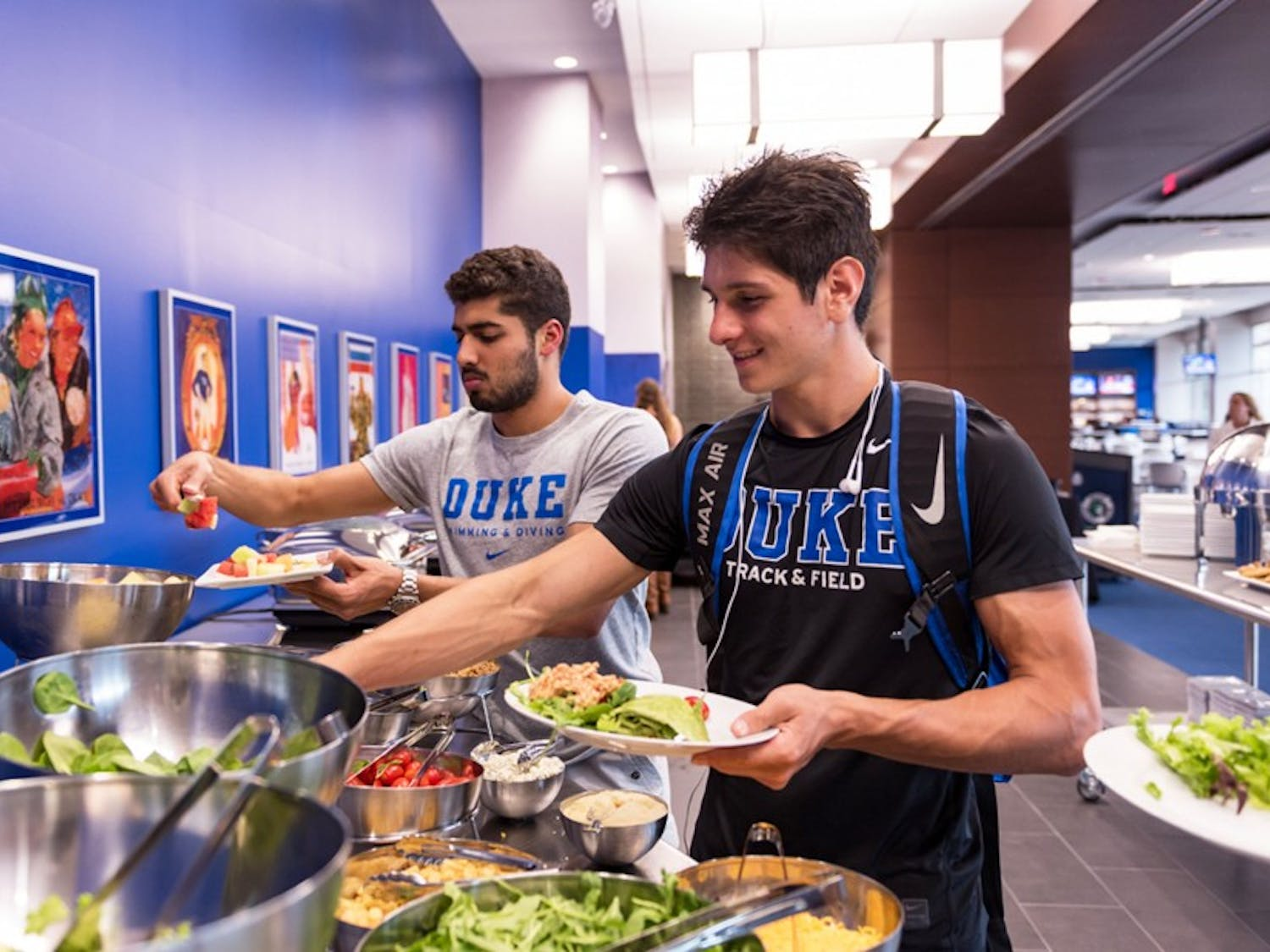2016 Athletics : Opening Night of The Training Table