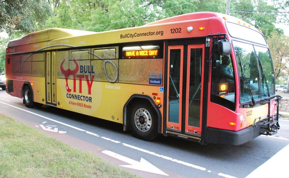 <p>The Bull City Connector has not been very popular among students and faculty recently. Administrators are hoping a new route can change that.</p>