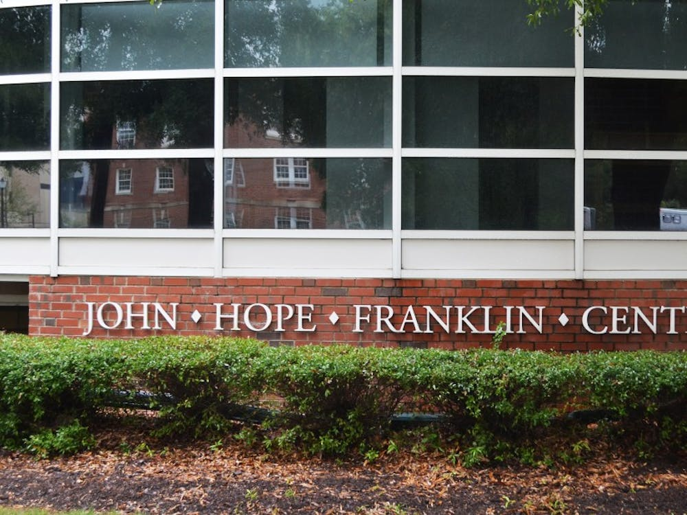 The lab at the John Hope Franklin Center researches Brazil through a blend of the humanities, social sciences and natural sciences.