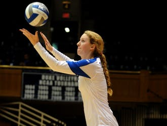 With Duke's schedule running through the holidays, senior Chelsea Cook said her mother will be particularly appreciative that the team is hosting their Thanksgiving meal this year.