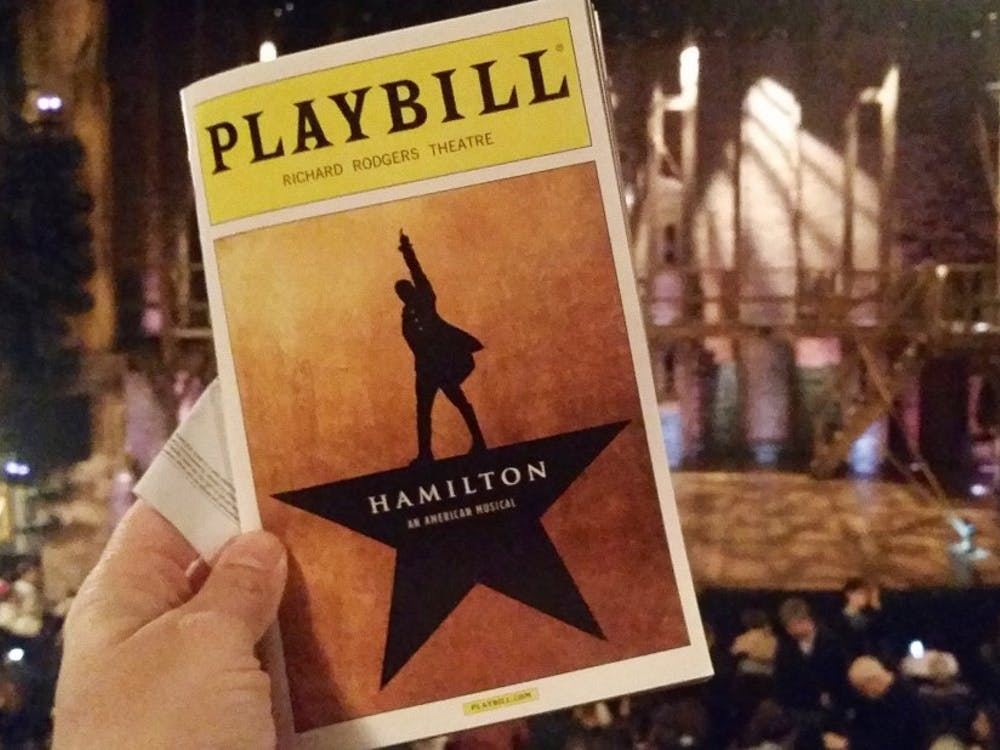 The Broadway show 'Hamilton,' which has dominated pop culture since its Broadway premiere in 2015, came to Durham Nov. 6.