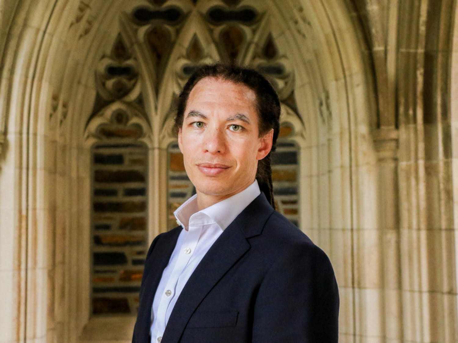 """""""It's an honor to be selected as the inaugural Presidential Fellow,"""" Tyson Brown said. """"As a social scientist and professor, I'm fascinated by the inner workings of institutions of higher education."""""""