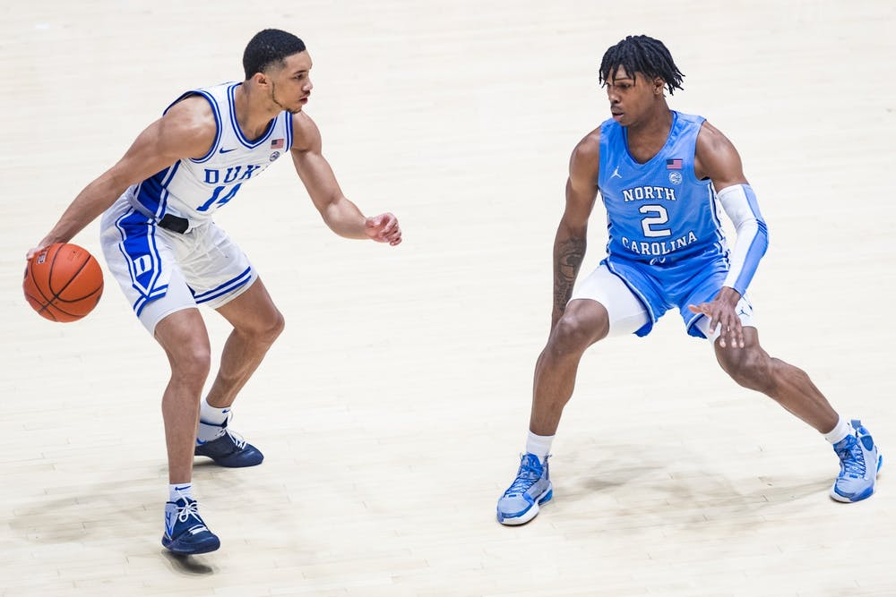 Jordan Goldwire has shown real development since he came to Duke as a 3-star recruit four years ago.