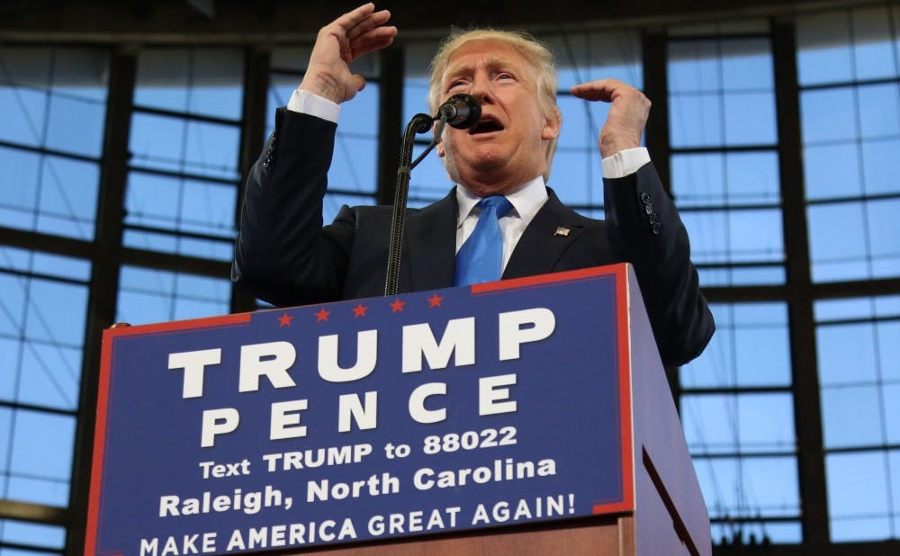 <p>The University joined an amicus brief with a federal court hearing a challenge to Trump's revised executive order on immigration.</p>