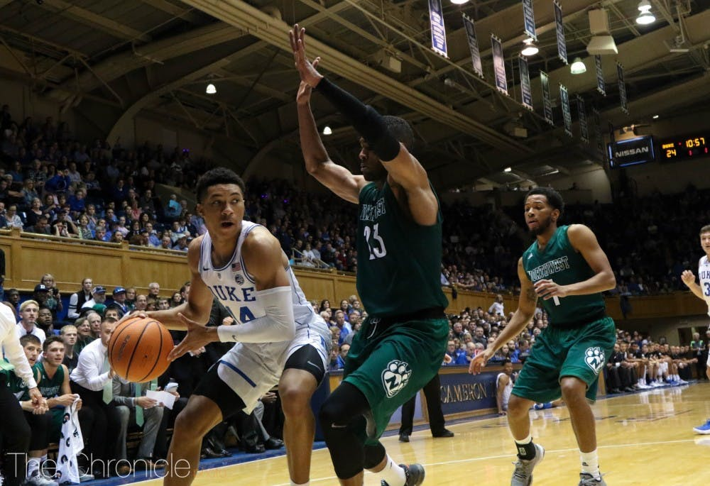 Jordan Goldwire may struggle to find playing time this season.