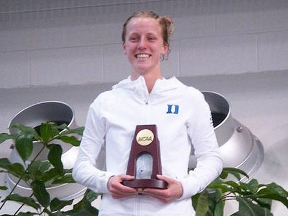 Former Blue Devil and Olympic silver medalist Abby Johnston will compete in Rio de Janeiro with diving parter Laura Ryan after a strong finish to the synchronizedthree-meter final last weekend in Indianapolis.