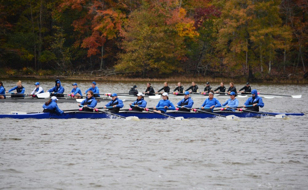 <p>The Blue Devils finished tied for first in their last event and hope to build off their recent success against Princeton.&nbsp;</p>