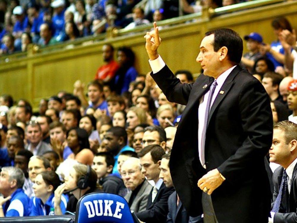 Duke's early-season success is a sign of head coach Mike Krzyzewski preparing his team well, Cusack writes.