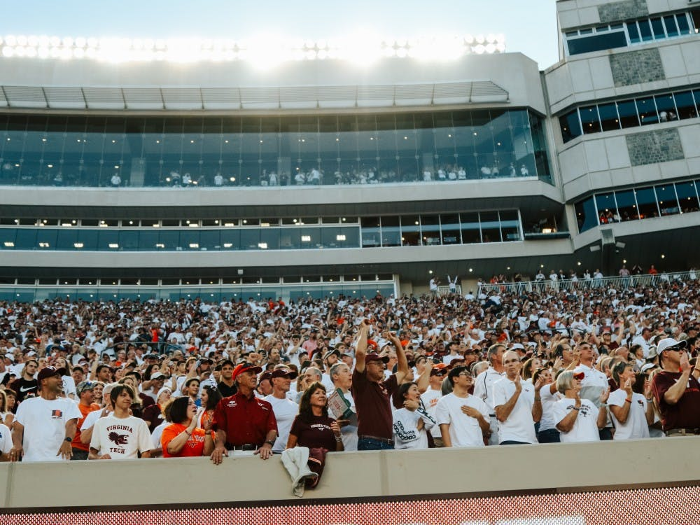 Duke Football played Virginia Tech at Lane Stadium in Blacksburg, Virginia. Revel in Aaron Zhao's photos of Duke Football's 45-10 victory over the VATech Hokies.