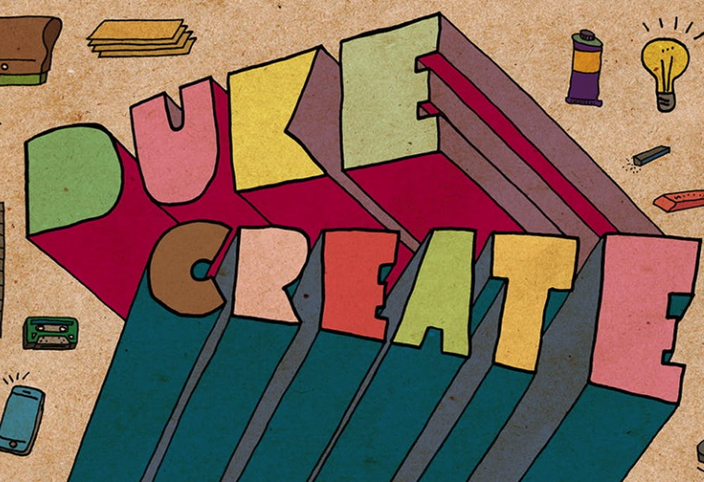<p>DukeCreate will continue holding collaborative workshops for students to hone their creative abilities, learn new skills and build community in an isolated time.</p>