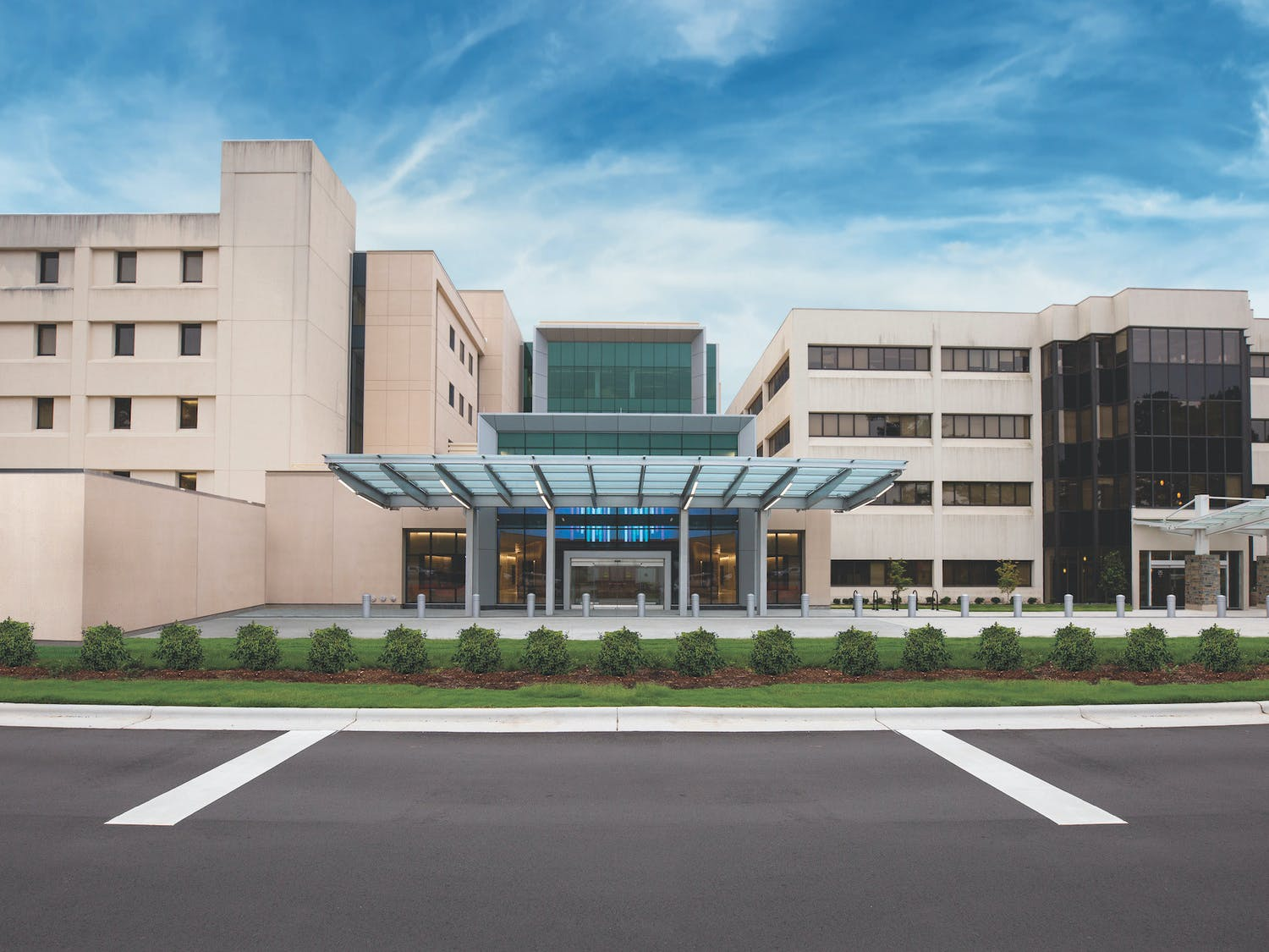 Duke Health recently spent $196 million to expand their Raleigh hospital by another 210,000 square feet.