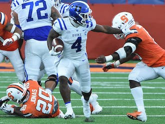 Our beat writers expect Duke's running backs to have a field day against a struggling Georgia Tech defense.