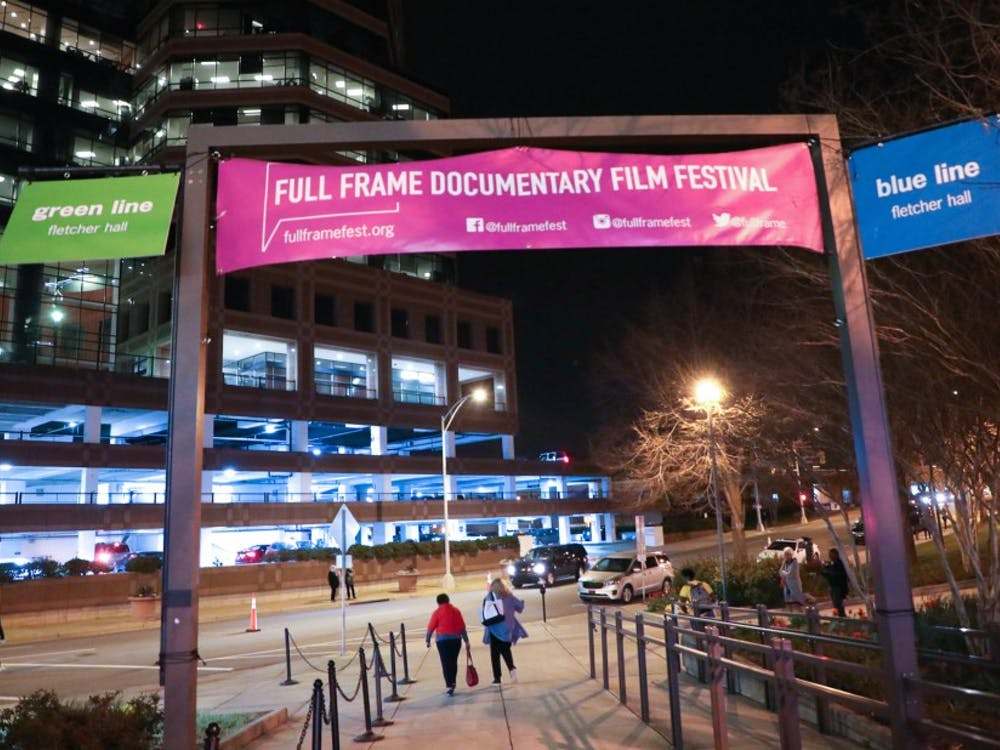 The 22nd Full Frame Documentary Film Festival took place April 4 to 7 in downtown Durham.